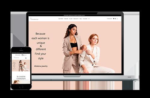 AltalenaItaly – E-commerce Gioielli